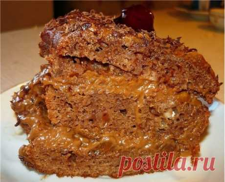 Торт «ЦЫГАНКА» - Лучшие рецепты для Вас!