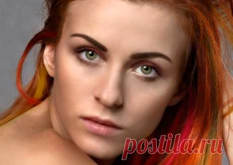 Радуга в волосах 2.0 В этом Фотошоп уроке вы узнаете, как придать волосам блеск и добавить отдельным локонам различные цветовые оттенки.