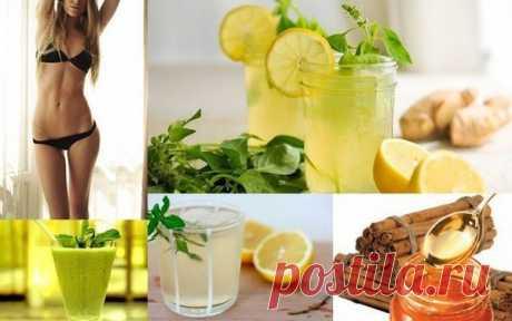 Лучшие жиросжигающие напитки для похудения: пей и худей! | Похудение и стройная фигура | Яндекс Дзен