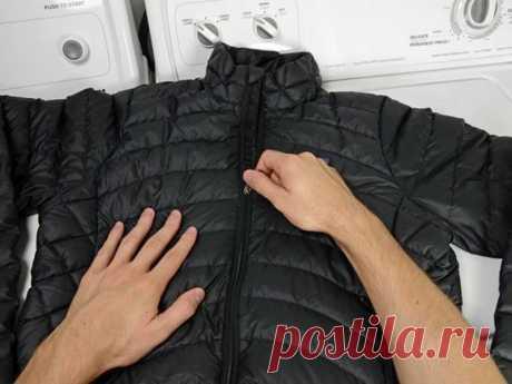 Как очистить засаленный воротник у пуховика Регулярное ношение куртки приводит к тому, что рано или поздно на ней... Читай дальше на сайте. Жми подробнее ➡