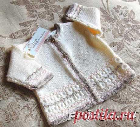Детский пуловер и свитер спицами или крючком - Results from #100