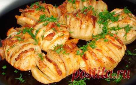 Супер картошка — просто,быстро,вкусно