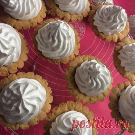 Пирожные, 54 рецепта с фото - ФотоРецепт