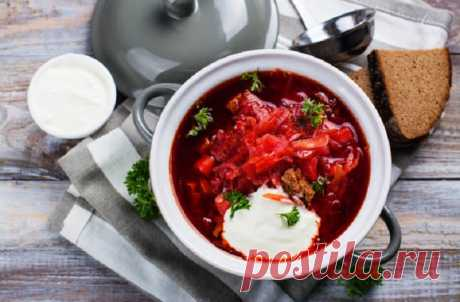 6 tricks with which borsch will become the real masterpiece