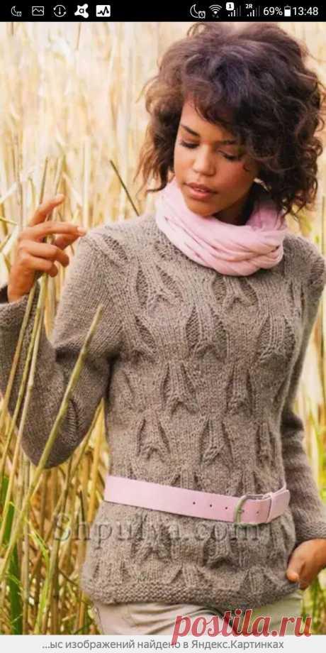 Красивые пуловеры для женщин.Подборка фото. | MuMof2 | Яндекс Дзен