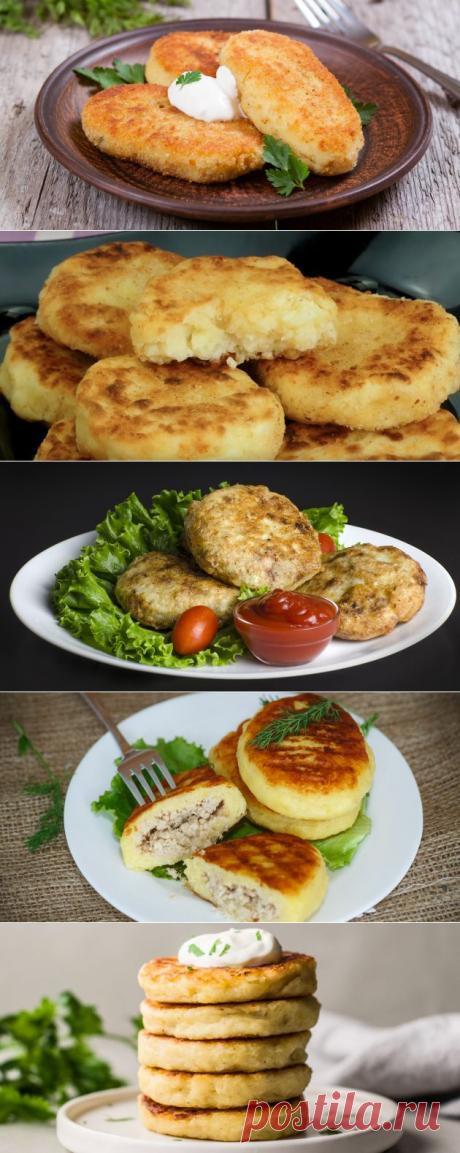 8 рецептов картофельных котлет вместо надоевшего пюре - Дачный участок - медиаплатформа МирТесен