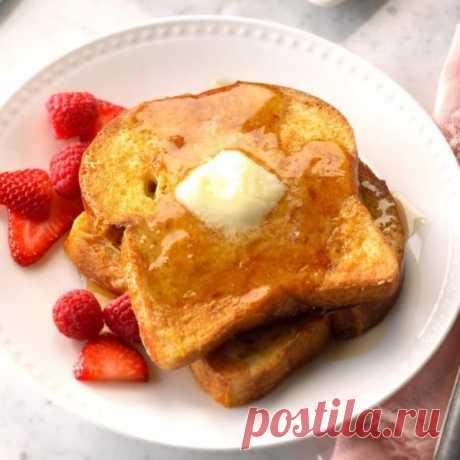 👌 Ну очень вкусные ванильные греночки: завтрак за 15 минут, рецепты с фото Эти ванильные гренки по французскому рецепту станут настоящим спасением для тех, кому не хватает времени на приготовление завтрака. Готовить их очень легко, а самое главное – быстр...