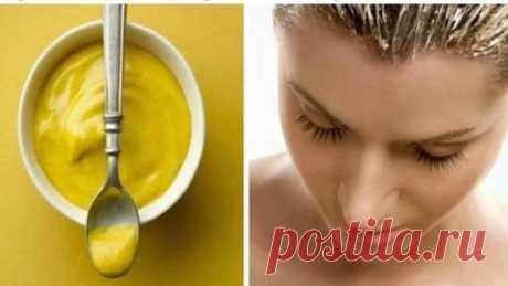 Горчица с сахаром — и твои волосы не узнать. Чудо рецепт! — Копилочка полезных советов