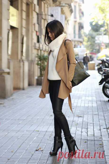 Как правильно носить черные брюки: 30 модных идей длятвоего гардероба | Golbis