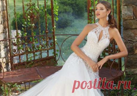 Невеста на природе: свадебные платья в стиле рустик