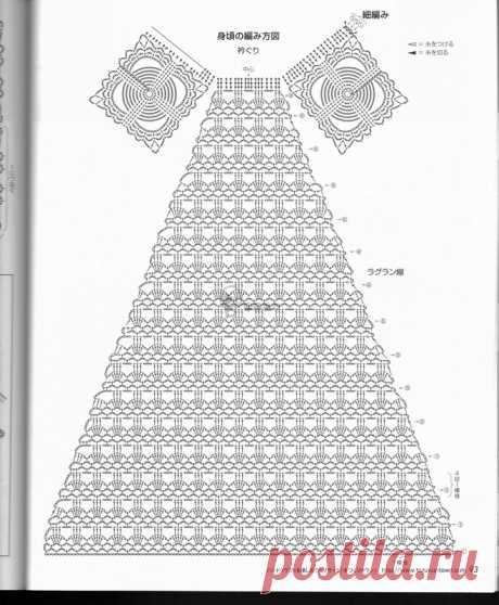 Knitting.( Modeli kruchkom). | Записи в рубрике Knitting.( Modeli kruchkom). | Дневник NAT-White