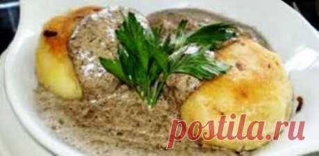 Котлеты картофельные по-яснополянски | Едунья | Яндекс Дзен