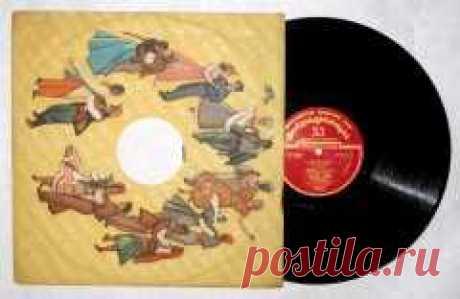 Сегодня 21 июня в 1948 году В  нью-йоркском отеле «Уолдорф-Астория» прошла презентация долгоиграющей пластинки