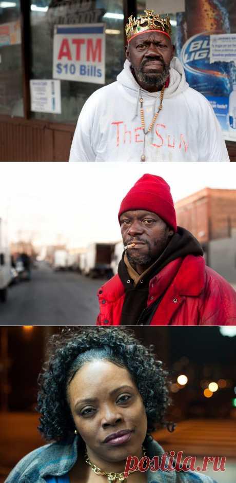 Истории наркозависимых в южном Бронксе (Часть 2) : НОВОСТИ В ФОТОГРАФИЯХ