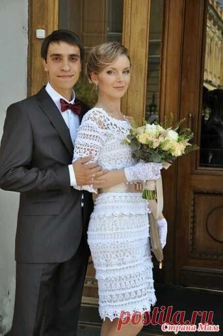 Оливия свадебная (платье для дочери) - MONTOROMANIA - Страна Мам