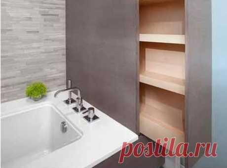 Стильные идеи для оформления ванной комнаты и санузла Даже небольшая ванная комната может быть стильной и функциональной, главное — рационально использовать имеющееся пространство и применять для оформления смелые и нетривиальные идеи. В этом случае даже туалетная бумага сможет стать украшением помещения.Вот несколько самых неожиданных идей для ванной комнаты, которые, возможно, вдохновят вас на небольшие переделки.