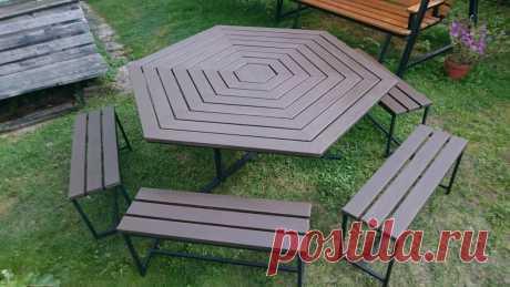 10 беспроиграшных вариантов мебели для безмятежного отдыха в саду и дворе   Твой стильный дом   Яндекс Дзен