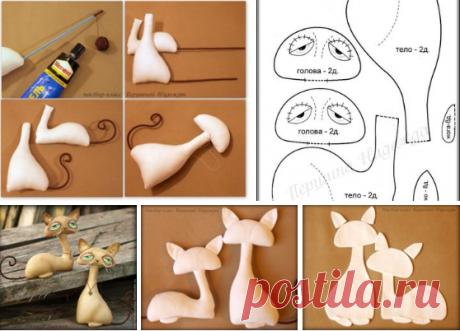 кофейные игрушки - Самое интересное в блогах