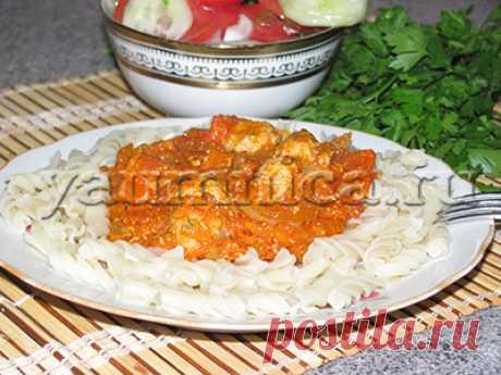 Макароны с фрикадельками рецепт - Пошаговые рецепты с фото