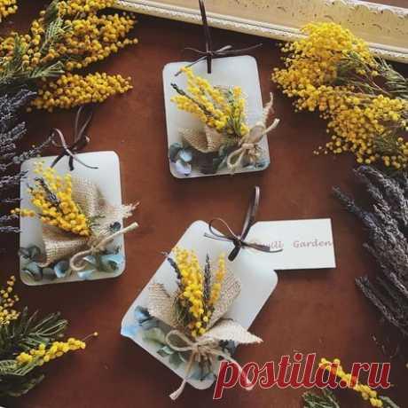 Флорентийское саше - чудесный подарок и нужная вещь! МК и много идей!