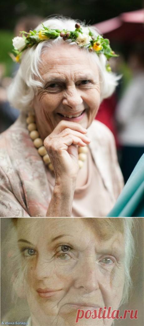 Дорогая моя, когда ты станешь старой.., - или письмо самой себе