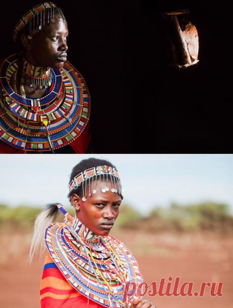 Проект «Свадьбы народов мира»: масаи / Путешествия / Моя Планета