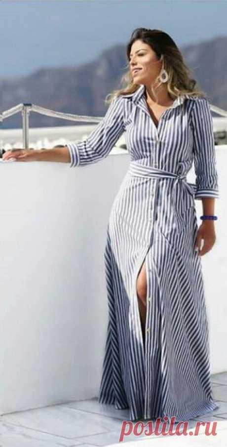 Задумались, как создать морской стиль в одежде? | Самая любимая!