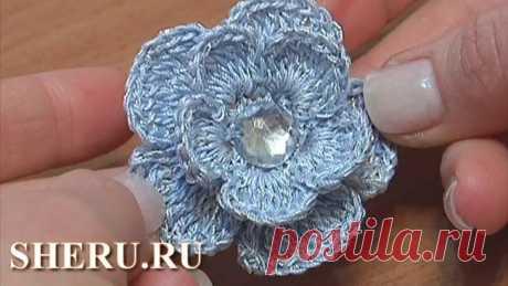 Ирландское кружево цветы описание со схемами, видео для начинающих: Страница 4 из 4