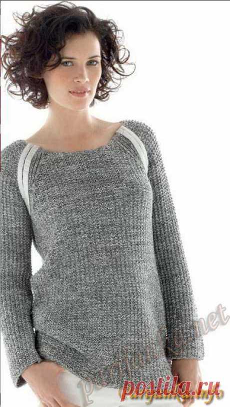 Пуловер (ж) 18*49 PHIL №1277