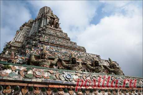 Экскурсия в Храм Утренней зари в Бангкоке | Все о туризме и отдыхе