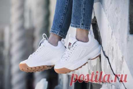 Как отличить оригинальные кроссовки фила от подделки, все признаки подлинности