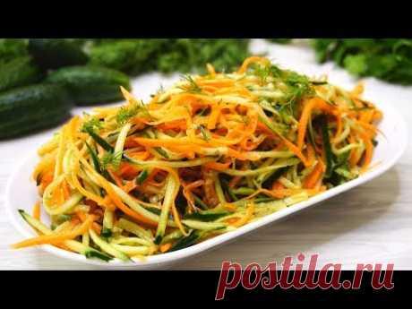 Салат Брала на пикник съели первым! Покоряет простотой и вкусом.