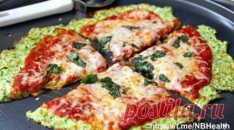 Пицца из цукини! Вкусно, полезно и быстро!