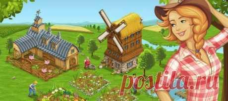Игра Big Farm играть онлайн бесплатно