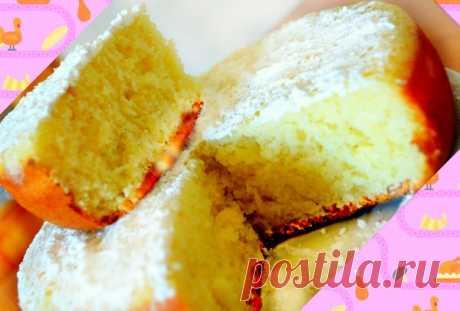 Манник - обалденно вкусный быстрый пирог из незаслуженно позабытой крупы | уДачные советы | Яндекс Дзен