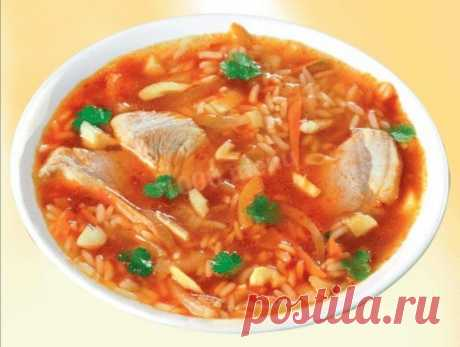 Куриный суп-харчо с ткемали рецепт с фото - 1000.menu