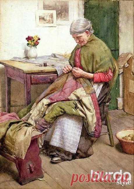 Decorative stitch \/ Master classes \/ Burdastyle