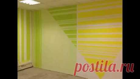 покраска стен в голубого,желтого , зеленого цвета: 8 тыс изображений найдено в Яндекс.Картинках