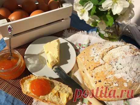 Домашний хлеб вкуснее магазинного | Готовим с Марусей | Яндекс Дзен