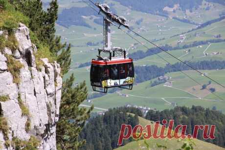 Горный отель Berggasthaus Aescher (Швейцария) - Путешествуем вместе