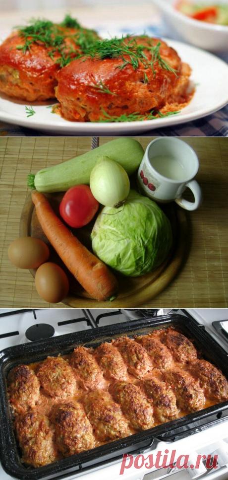 Еще одно блюдо с кабачками: ленивые голубцы. Готовятся быстро, съедаются еще быстрее | Наша Дача | Яндекс Дзен