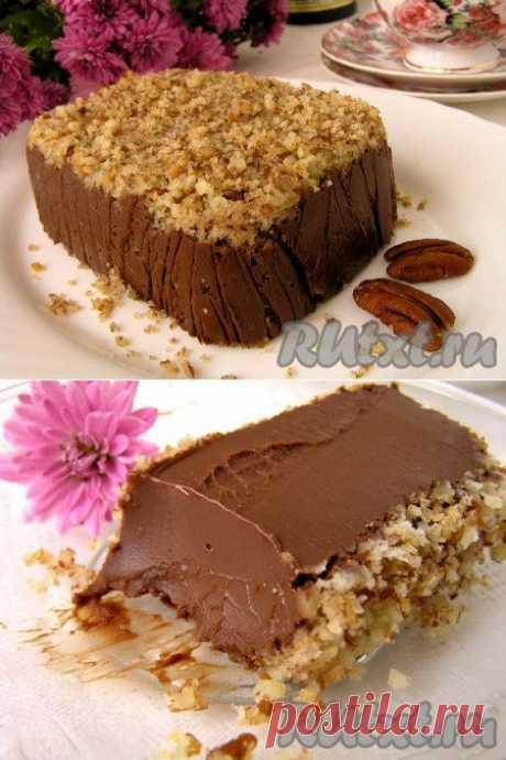 Итальянский шоколадный десерт | RUtxt.ru