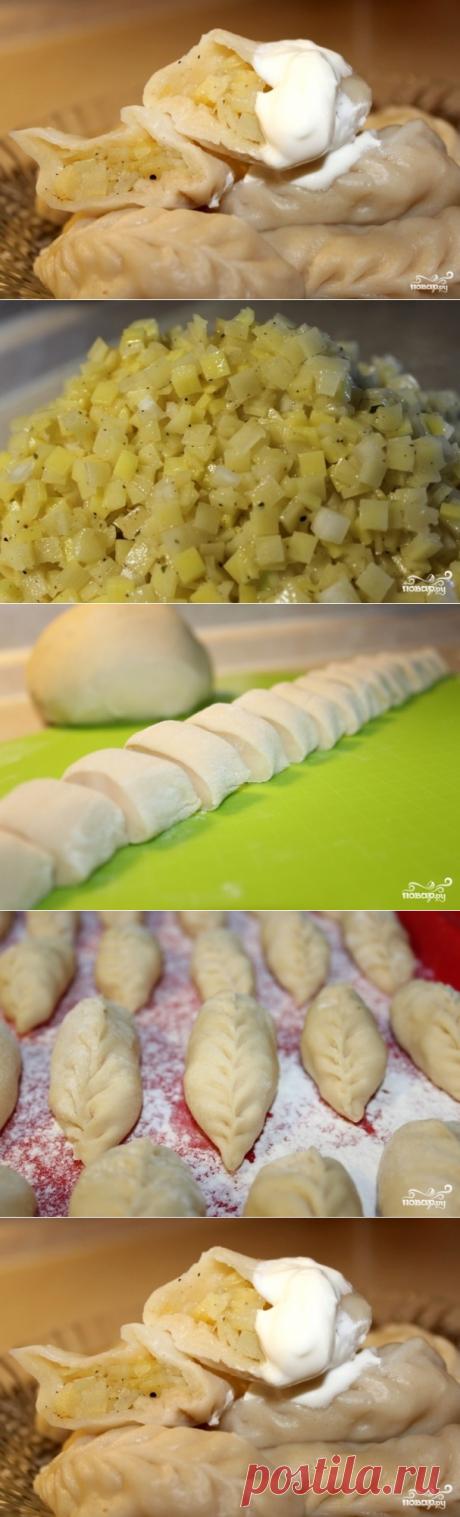 Вареники с сырой картошкой – это палочка-выручалочка любой хозяйки