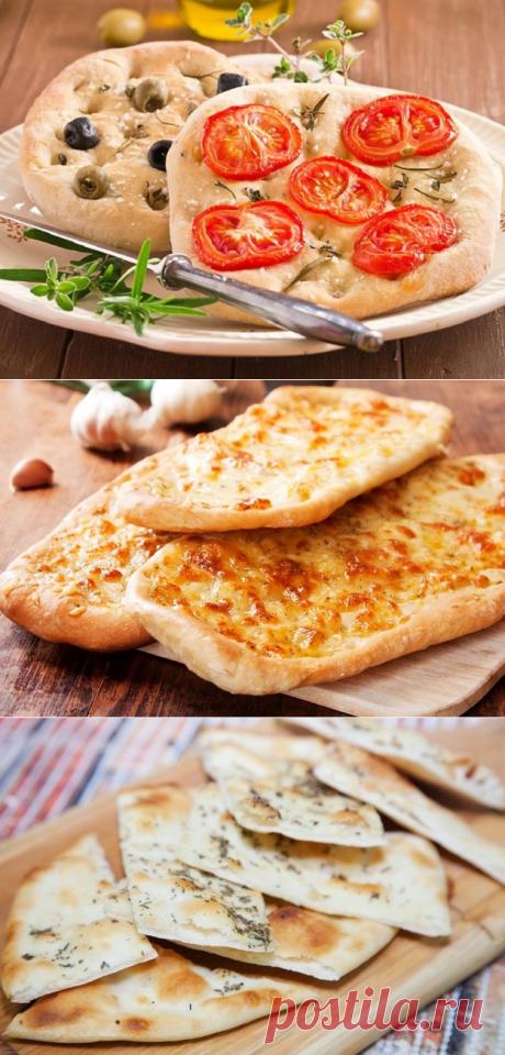 Как приготовить идеальную фокаччу: секреты + рецепт - кулинарный пошаговый рецепт с фото на KitchenMag.ru