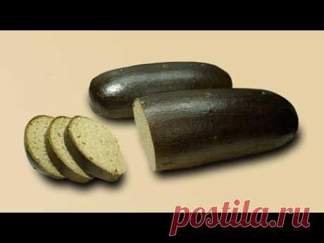 Рижский бездрожжевой хлеб
