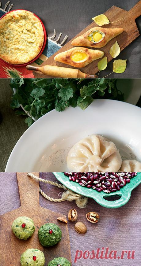 Пхали, хинкали и хачапури: 3 рецепта грузинской кухни, которыми ты всех удивишь! | Журнал Cosmopolitan