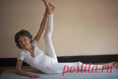 Упражнения для развития гибкости в любом возрасте - Место силы 2.0