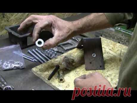Приспособление для установки резьбовых заклёпок