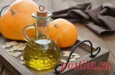 Как сделать тыквенное масло в домашних условиях: приготовление