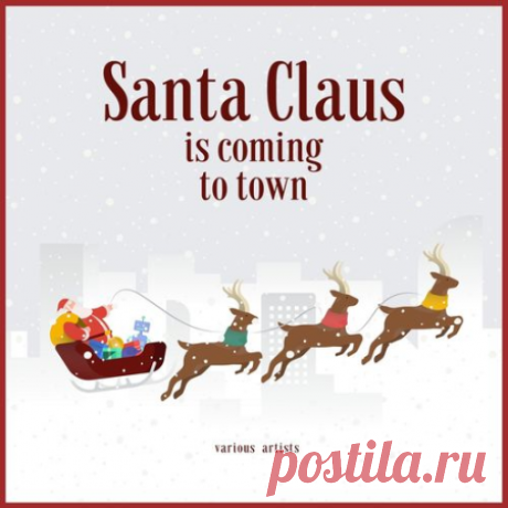 Santa Claus Is Coming to Town (2020) Mp3 320 kbps | 2:38:34 | 365 MbEasy Listening, Pop, Jazz, Christmas and Holiday02:32 01. Frank Sinatra - Santa Claus Is Coming to Town (Original Mix)02:08 02. Bobby Helms - Jingle Bell Rock (Original Mix)02:37 03. Clyde Mc Phatter; The Drifters - White Christmas (Original Mix)02:21 04.